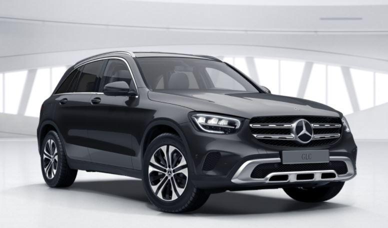 Mercedes-GLC-SUV